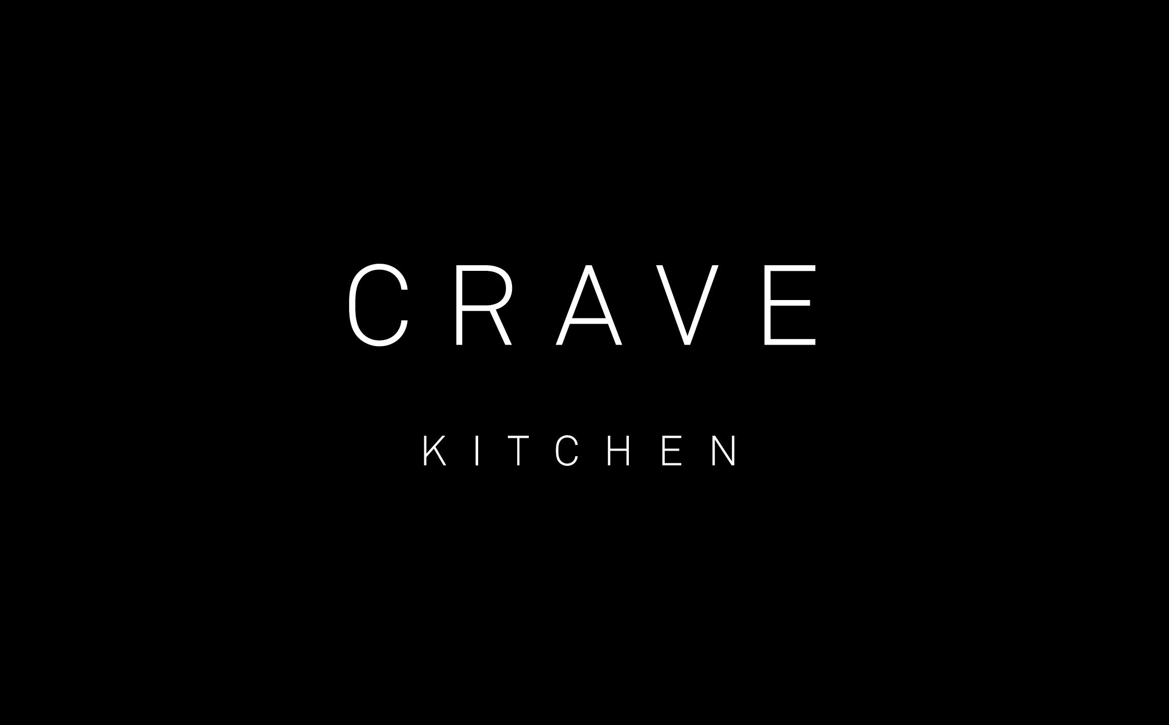 Crave Kitchen - Brand Identity